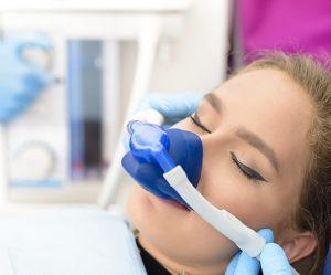 Patient overcoming dental sedation myths